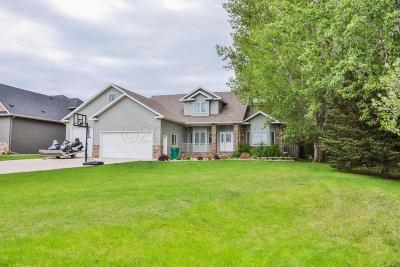 West Fargo Single Family Home For Sale: 3743 Hidden Circle