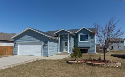 West Fargo Single Family Home For Sale: 3409 8th Street W