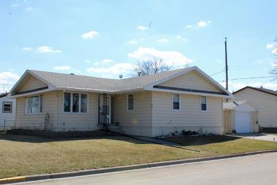 Dilworth MN Single Family Home For Sale: $186,900