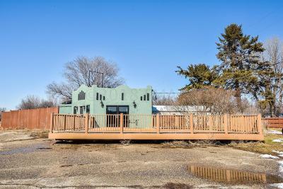 Barnesville Single Family Home For Sale: 14952 90 Avenue S