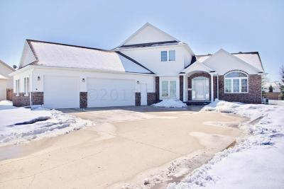 Fargo Single Family Home For Sale: 1942 East Rose Creek Parkway S