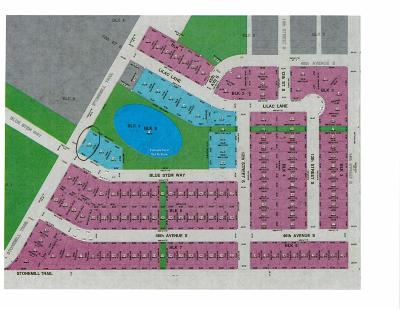 Moorhead Residential Lots & Land For Sale: 4500 Blue Stem Way