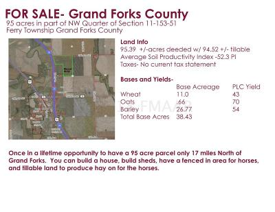 Residential Lots & Land For Sale: Xxx Ferry Township --