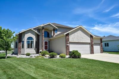 West Fargo Single Family Home For Sale: 312 Edgewater Drive