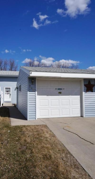 West Fargo Condo/Townhouse For Sale: 249 20th Street E