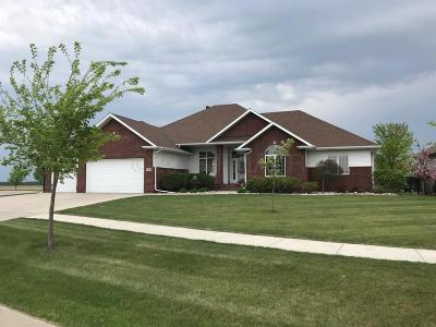 Moorhead Single Family Home For Sale: 4839 2nd Street SW