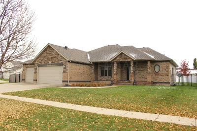 West Fargo Single Family Home For Sale: 1705 Princeton Lane