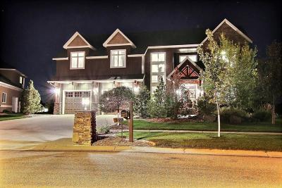 Fargo Single Family Home For Sale: 4437 Beach Lane S