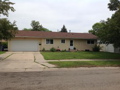Moorhead Single Family Home For Sale: 534 Appletree Lane