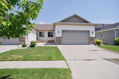 Fargo Condo/Townhouse For Sale: 4470 53 Street S