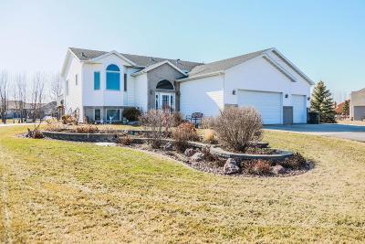 Fargo Single Family Home For Sale: 8018 Aquarius Drive