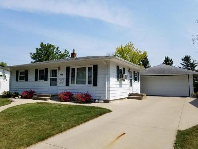 Moorhead Single Family Home For Sale: 1018 20th Street N