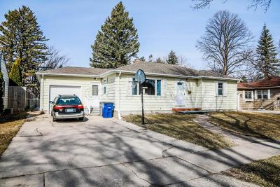 Moorhead Single Family Home For Sale: 1815 7th Street S