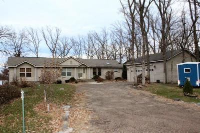 Ottertail Single Family Home For Sale: 44097 Hawes Beach Road