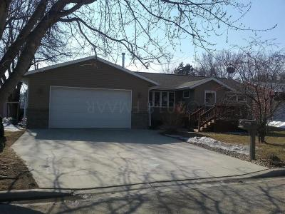 Enderlin Single Family Home For Sale: 219 11th Avenue