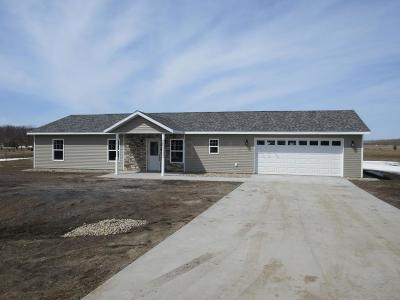 Perham Single Family Home For Sale: 46313 St Lawrence Drive
