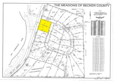 Audubon Residential Lots & Land For Sale: Meadow Circle