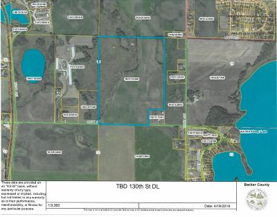 Detroit Lakes Residential Lots & Land For Sale: 130th Street