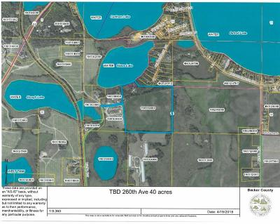 Detroit Lakes Residential Lots & Land For Sale: 260th Avenue