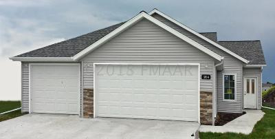 West Fargo ND Single Family Home For Sale: $346,599