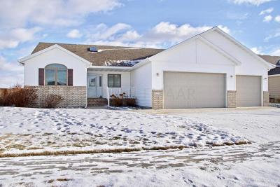 Moorhead Single Family Home For Sale: 4006 10th Street S