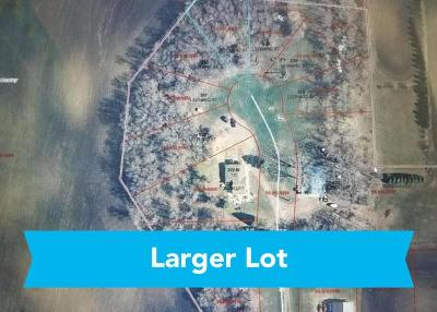 Hawley Residential Lots & Land For Sale: 552 Leonard Street