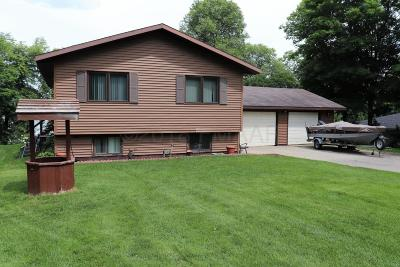 Detroit Lakes Single Family Home For Sale: 14413 Barnes Drive