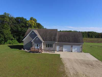 Frazee Single Family Home For Sale: 34571 State Hwy 87 Street