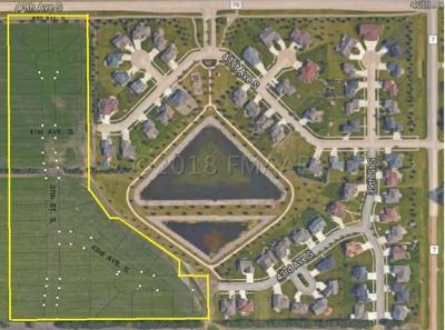 Moorhead MN Residential Lots & Land For Sale: $850,000
