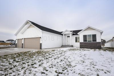 West Fargo Single Family Home For Sale: 814 28 Avenue W