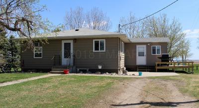 Barnesville Single Family Home For Sale: 11957 160 Avenue S