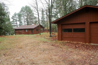Single Family Home For Sale: 37023 Black Bear Beach Road