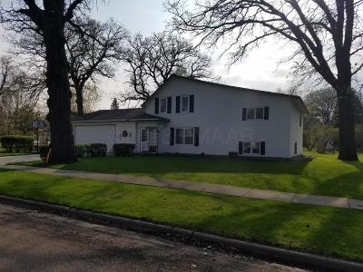 Lisbon ND Single Family Home For Sale: $179,900