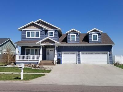 Fargo Single Family Home For Sale: 4945 38th Avenue S