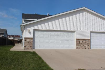 West Fargo Single Family Home For Sale: 1022 42nd Avenue W