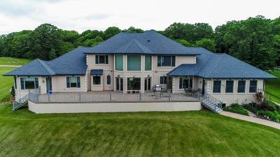 Single Family Home For Sale: 24740 Labrador Beach Road