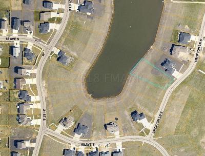 Fargo Residential Lots & Land For Sale: 6827 Crofton Lane S