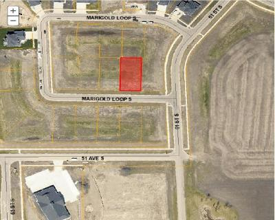 Fargo Residential Lots & Land For Sale: 6188 Rocking Horse Circle S