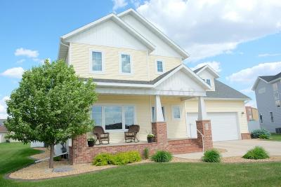 West Fargo Single Family Home For Sale: 3485 Loberg Lane