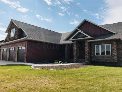 West Fargo ND Single Family Home For Sale: $675,000