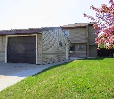 West Fargo Condo/Townhouse For Sale: 226 20 Street E