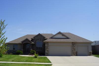Fargo Single Family Home For Sale: 4460 Beach Lane S