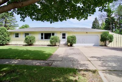 Moorhead Single Family Home For Sale: 1904 16th Avenue S