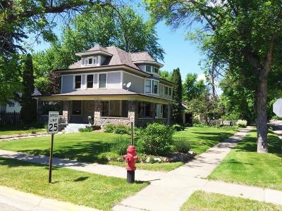 Barnesville Single Family Home For Sale: 419 4 Avenue NE