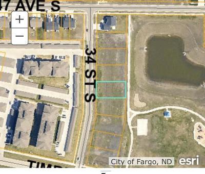 Fargo Residential Lots & Land For Sale: 4746 34 Street S