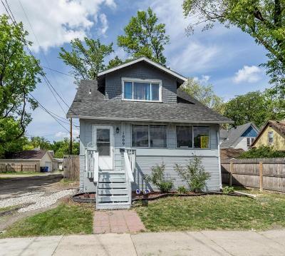 Fargo Single Family Home For Sale: 1009 8th Avenue S