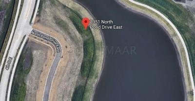 West Fargo Residential Lots & Land For Sale: 2351 N Pond Drive E