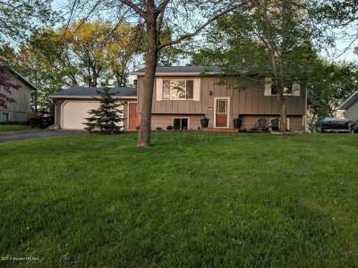Detroit Lakes Single Family Home For Sale: 1346 Lori Avenue
