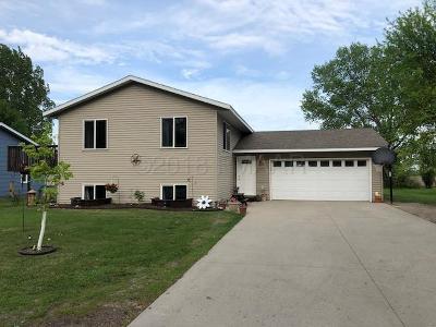 Barnesville Single Family Home For Sale: 1008 5 Street SE