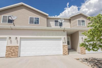 Fargo Condo/Townhouse For Sale: 4212 Estate Drive S